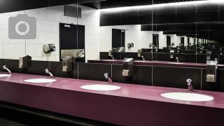 Informationen, Toiletten Bavariaring, München - Toiletten